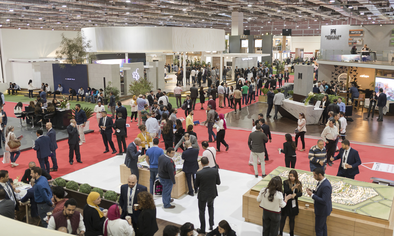 Visitor numbers on the back of Cityscape Egypt 2018 is proof that there is voracious appetite for property in the country, says organiser