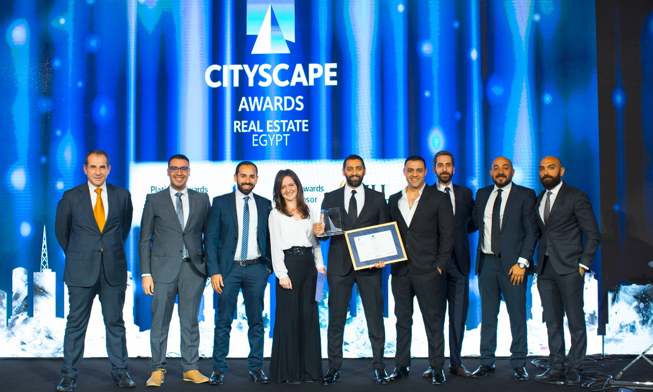 High-profile real estate developments vied for top honours at last night's glitzy Cityscape Awards for Real Estate in Egypt
