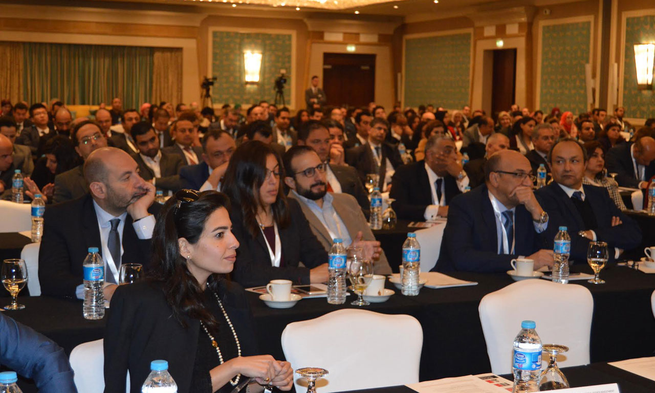 Experts and government officials revealed the effect of Egypt's mega-projects and the country's real estate plans for the year at yesterday's Cityscape Business Breakfast