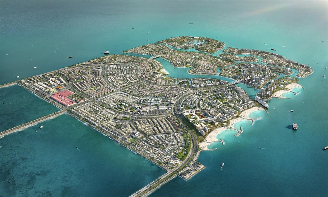 1.	One of Bahrain's largest, most visionary and progressive urban developments – Diyar Al Muharraq