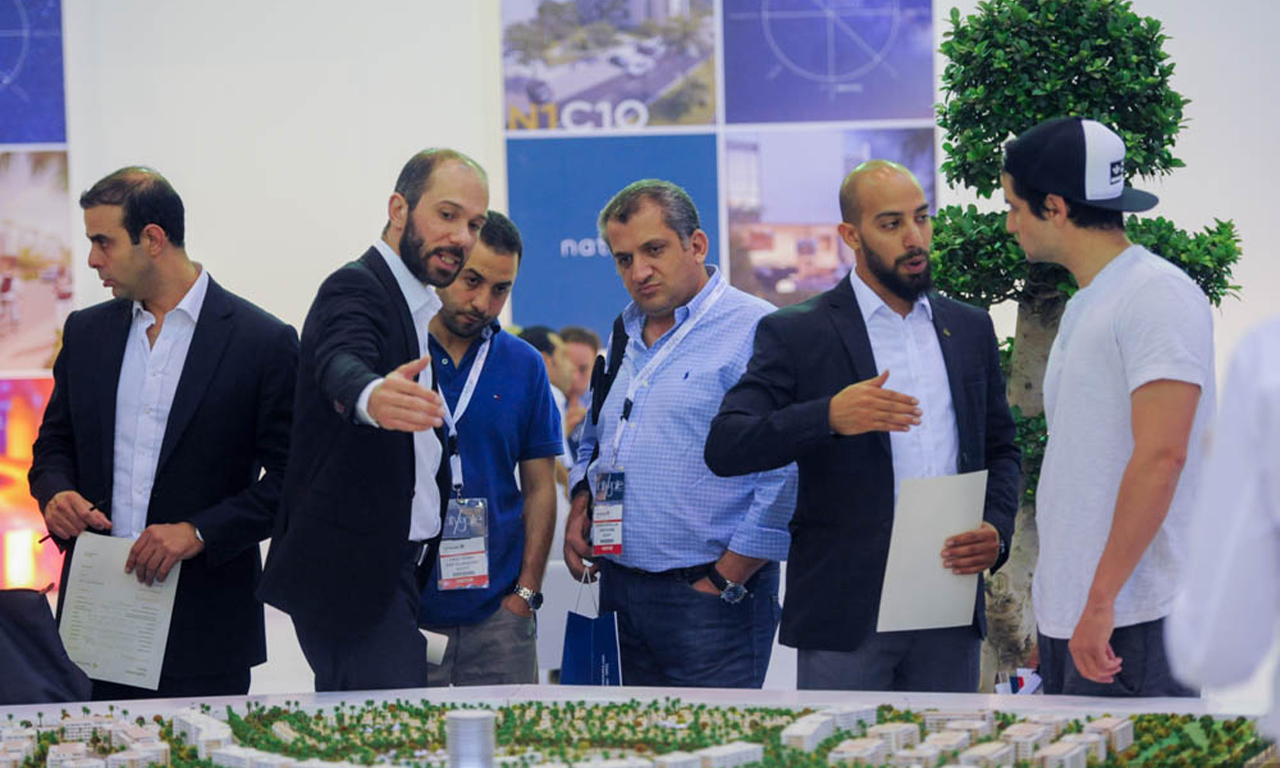 CITYSCAPE EXHIBITORS SPEAK TO DEMAND FROM EGYPTIAN HOMEBUYERS