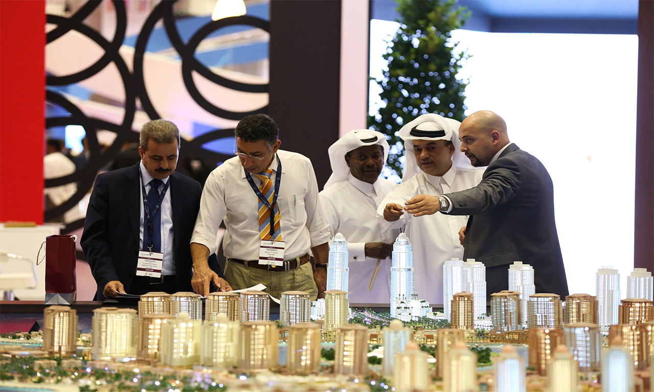 Key exhibitors at Cityscape Qatar 2015 include the United Development Company, Cityscape's Foundation Sponsor, along with Al Bandary Real Estate and Retaj Qatar International