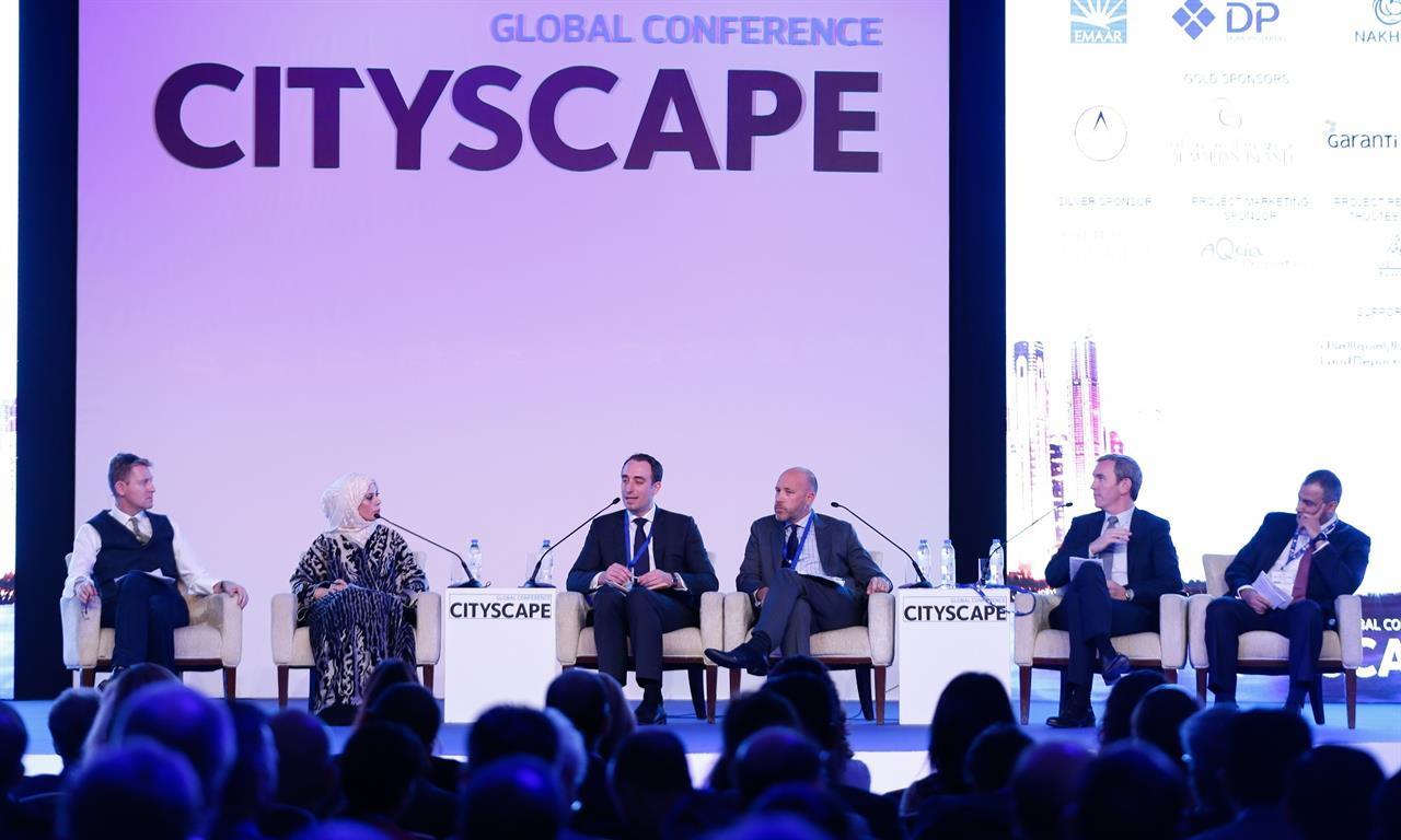 Real estate experts to discuss future of the industry at Cityscape Global Conference, taking place on 5 September at the Conrad Hotel, Dubai.